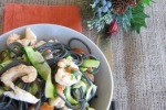 1294870-photo-from-post-squid-ink-pasta-with-king-crab-shrimp-mussels-and-sea-scallops-with-a-spicy-and-herb-tomato-sauce